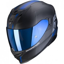 EXO-520 Air Laten Nero Opaco Blu