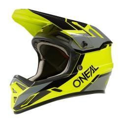 Backflip Helmet Strike Neon Yellow Black