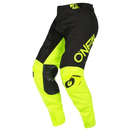 Hexx V22 Pants Black Yellow