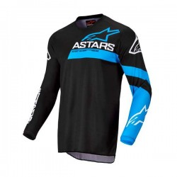 Fluid Chaser Jersey black yellow fluo
