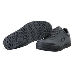 Pumps Flat Shoe V.22 Gray Black
