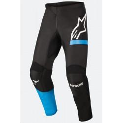 Fluid Chaser Pant Black Blue Neon