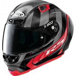 X-803 RS Ultra Carbon Wheelie
