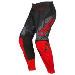 Element Pants Camo V.22 black/red