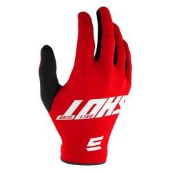 Burst Gloves Black Red