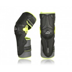 X-Strong Knee Black Yellow