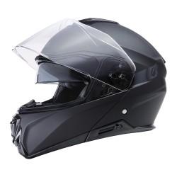 M-SRS Helmet Solid V.22 Black